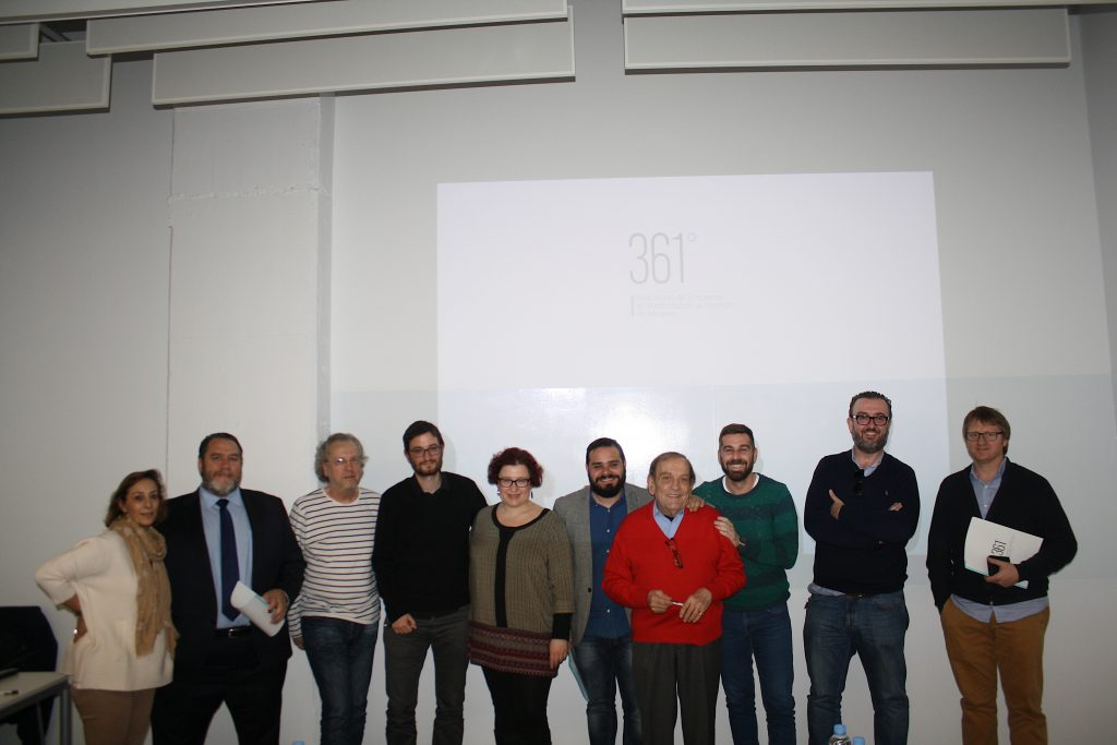 Junta Asociación 361º