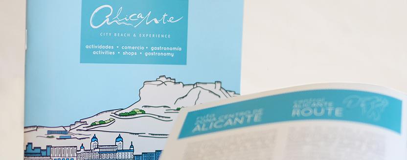 Guía Turística para el Ayuntamiento de Alicante