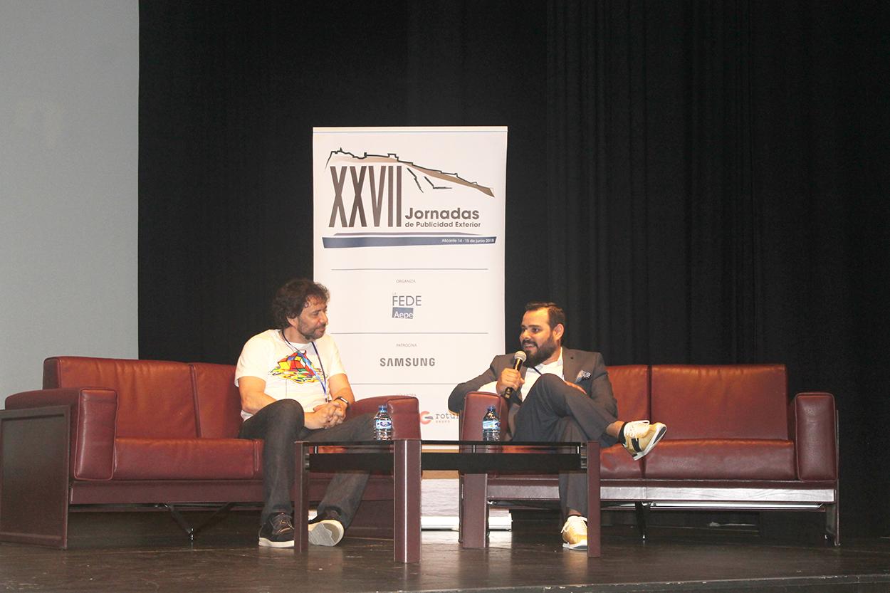 XXVII Jornadas de Publicidad Exterior Alicante