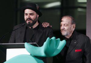 Reconocimiento a Andrés Karp, presidente de 361º